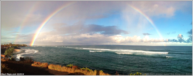 2-rainbows by mauiguide.com/paia-panoramic-photos.jpg